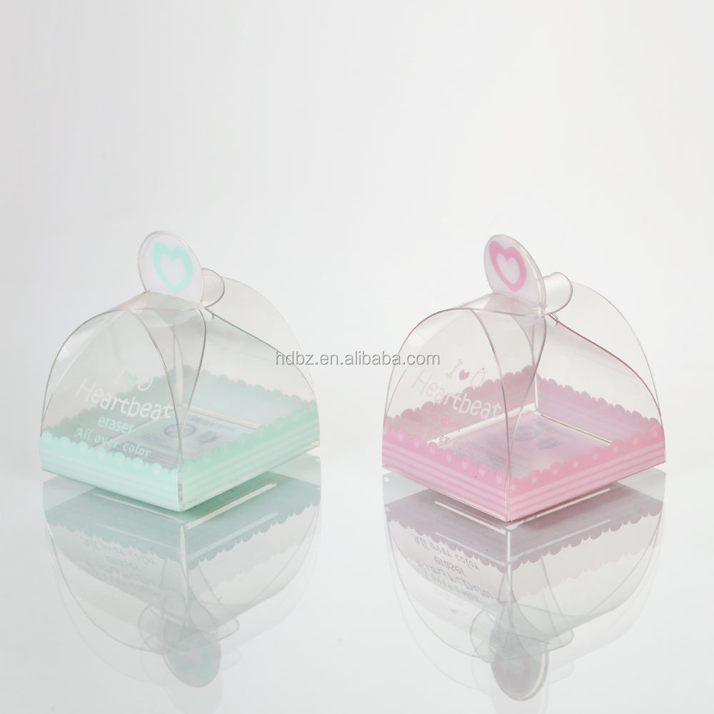 Plastic <span class=keywords><strong>Taartdoos</strong></span> Plastic Gift Box Clear Pvc Doos