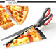 easy kitchenware wholesale stainless pizza scissors china suppliers easy to use