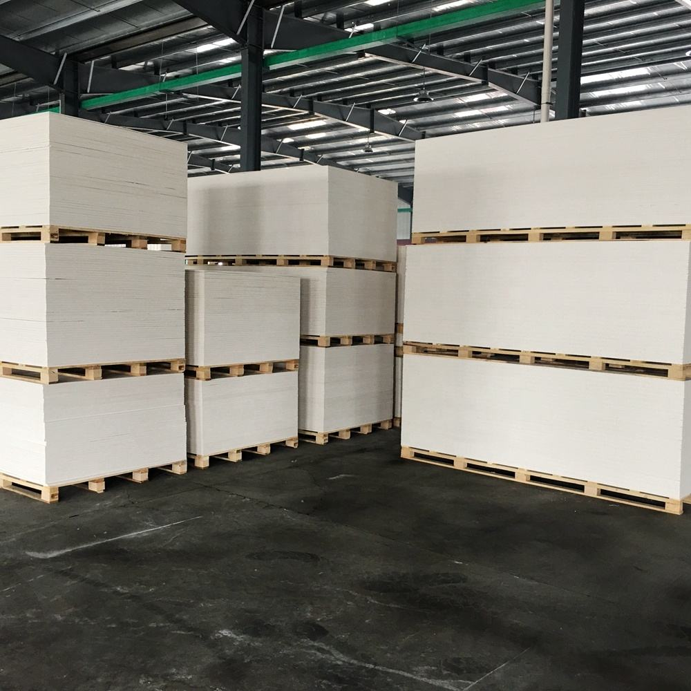 4X8 Feet Fireproof Sulfate MGO Magnesium Oxide Board