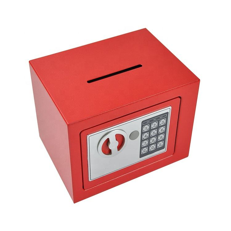 home using money safety boxes electronic office safe deposit box strongbox