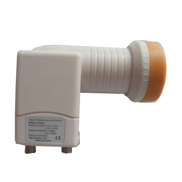 Universal Quad LNB MINI HD Digital Satellite 4 outputs 0.1db LNB LNBF,Full HD Digital KU Band 4-Output LNB LNBF