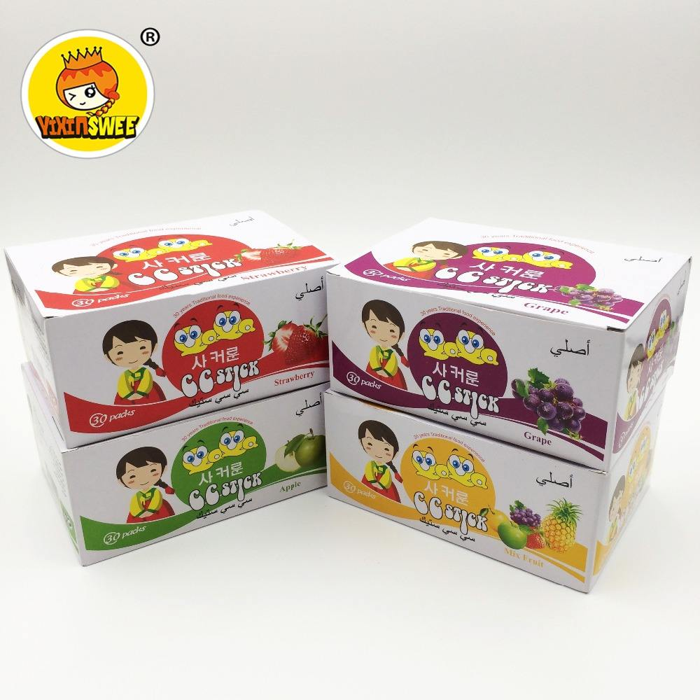 Top selling halal sweet cc stick candy supplier