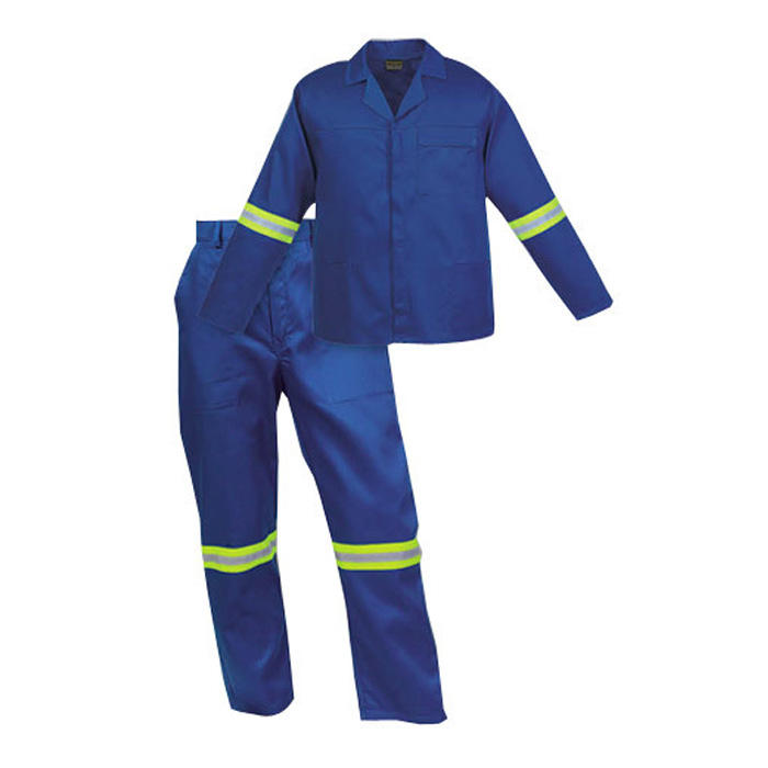 Work Wear Oil Gas Two Piece Coverall