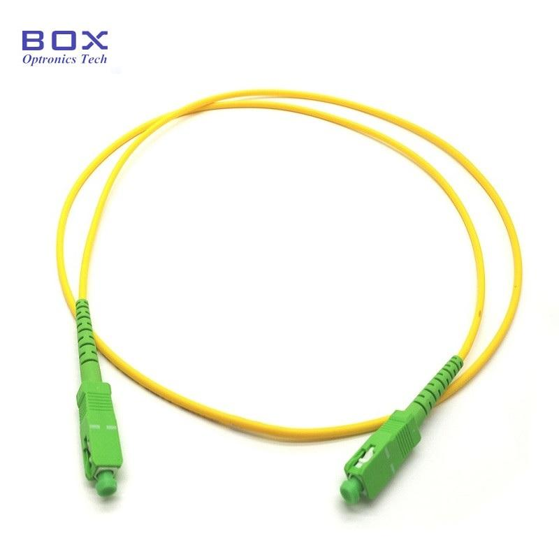 Cheaper Polarization Maintaining Fiber Patchcord