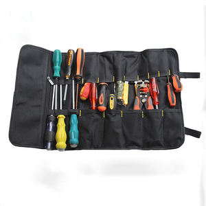 High quality electrician rolling small tool bag