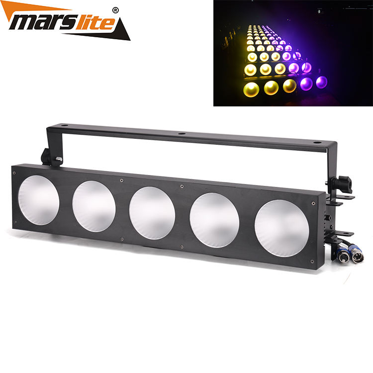 Marslite Matrix Strobe Licht 10W RGB Pixel Led Matrix Bar Bühne Licht für Dj Disco, bar und Hochzeit Party