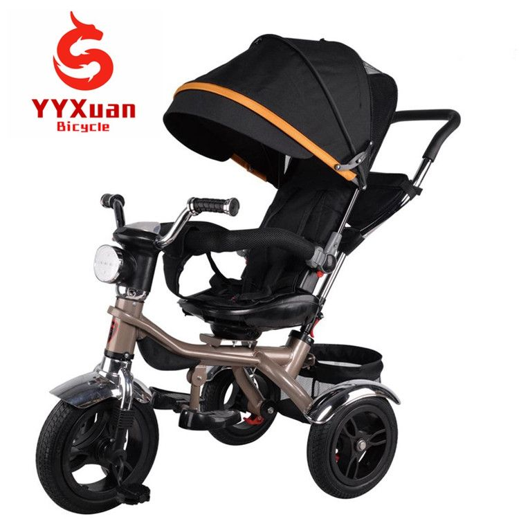 2019new model kids tricycle /steel frame three wheel tricycle for children/baby tricycles for 2 year old