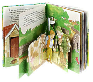 Russo giocattolo educativo, kid friendly comic libri sonori