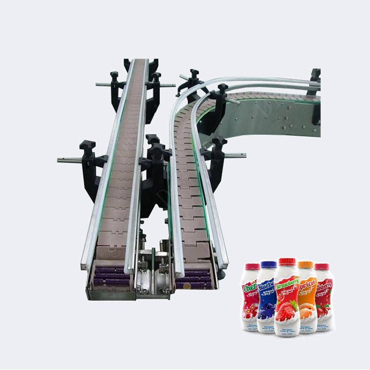 Factory Customized Automatic Heat Resistance Beverage Bottle Conveyor Belt System