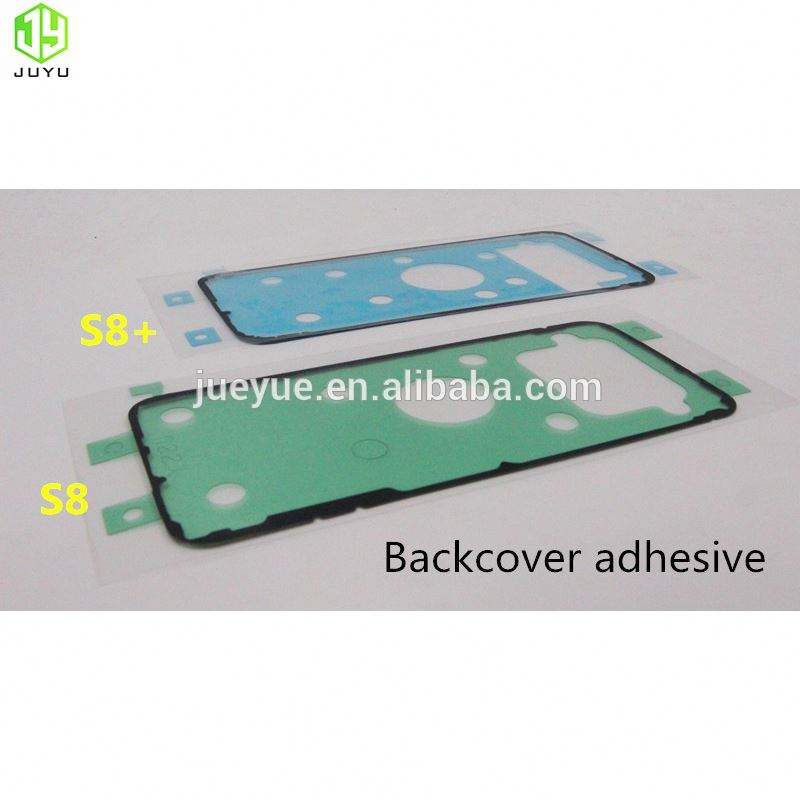 LCD Touch Screen Repair 뒤 표지와 Adhesive Tape 대 한 Samsung S8
