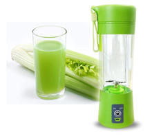 Wholesale China Kitchen appliance portable 2 blades mini juice electric blender mixer