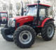 Low Price 4 wheel drive Lutong 804 tractor 80hp farm tractor LT804