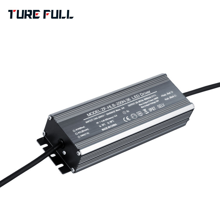 Shenzhen Drive Power Photoelectricity 36 v 200 w Led Driver <span class=keywords><strong>Dimbare</strong></span>