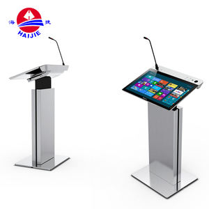 High Metal Church Lectern Church Pulpits School Electrical Electronic Teaching Equipment