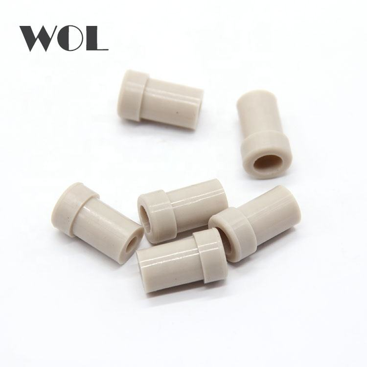 Customized Medical Silicone Molded Stopper Plugs for Pipe Hole or Tube