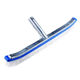 18'' 45cm pool wall Brush,aluminium back curved wall brush, swimming pool accessories P1401