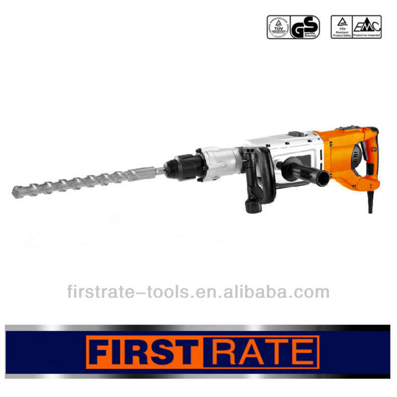 1700W 50mm Rotary hammer with SDS max