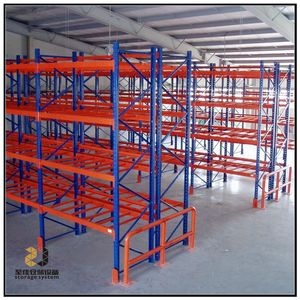 cold rolled steel Corrosion Protection warehouse heavy duty pallet rack parts