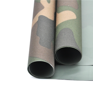 600D 300D military camouflage ripstop Oxford fabric waterproof textile flame retardant print fabric for bag tent
