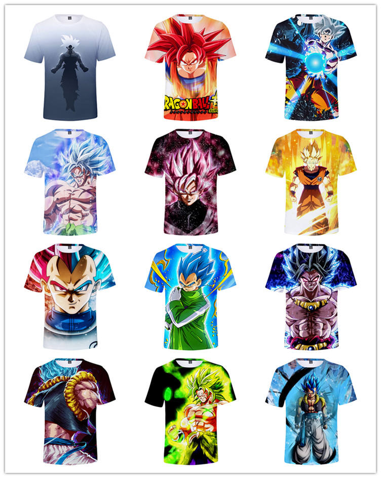 US fashion pitcure sublimation printed mens 3D T shirt