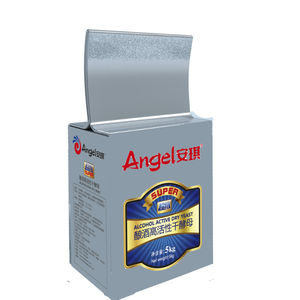 Angel Super Alcohol Active Dry Yeast starch feedstock for fuel ethanol fermentation