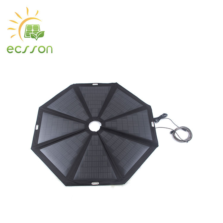 Commercial Multifunction multi function competitive price solar umbrella panels for various phones and lights