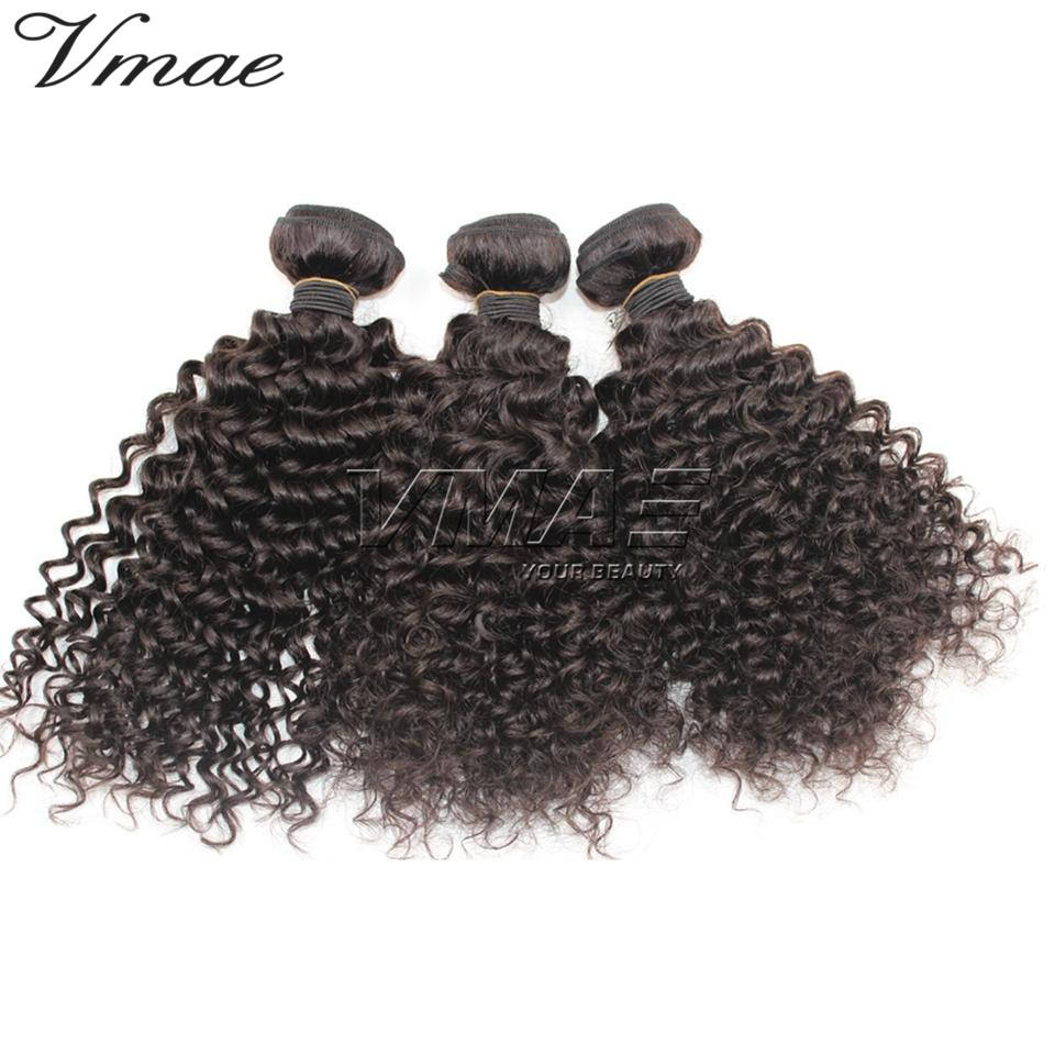 VMAE Commercio All'ingrosso Birmano Kinky Curly Weave Bundles Afro 3A 3B 3C 4A 4B 4C Raw Colore Naturale del Virgin Del Brasiliano Umani estensione dei capelli