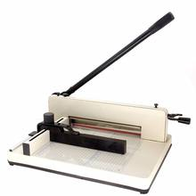 No MOQ new design a3 a4 desktop paper guillotine manual paper cutter book cutting machine manufacturer