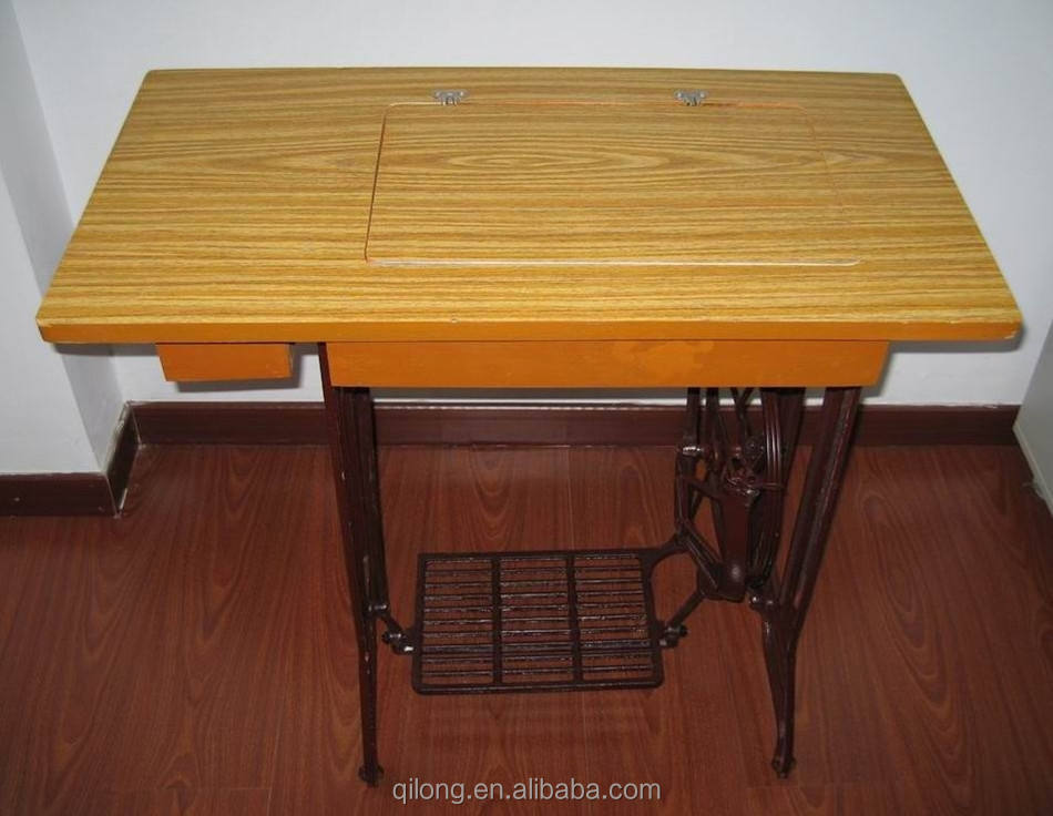 2-drawer table domestic sewing machine table