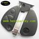 Factory sale 3 button remote key shell for car keys whole sale