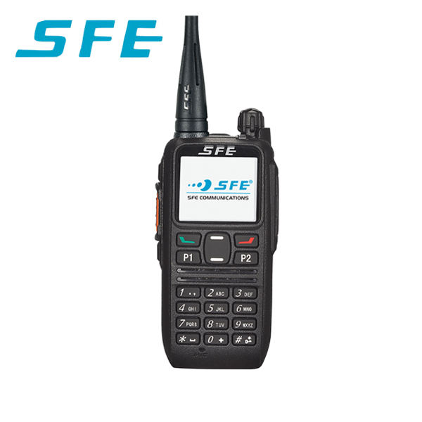 SFE-SD300K DMR Radio Dua Arah dengan Analog & Digital Audio Superior