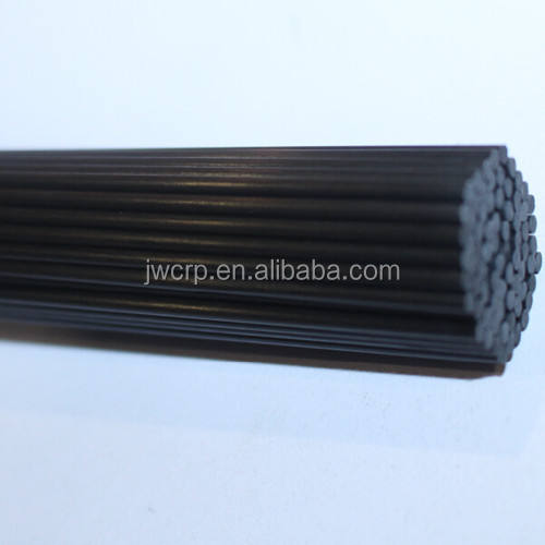 Carbon Fibre Wholesale 1mm 2mm 3mm 4mm 5mm 10mm Solid Pultrusion Carbon Fiber Square Rod