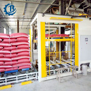 Top High quality Automatic Palletizer Machine CartonPalletizer Competitive Price
