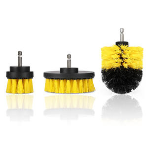 3pack Power Scrubber Boor Borstel Kit