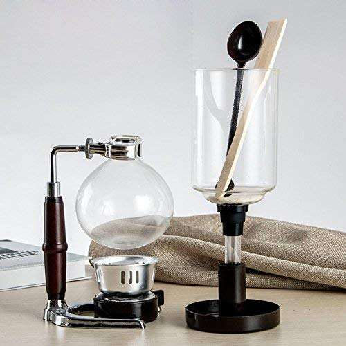 2 Cup 3 Cup 5 Cup Tabletop Vacuum Pot Syphon Siphon Coffee Brewer