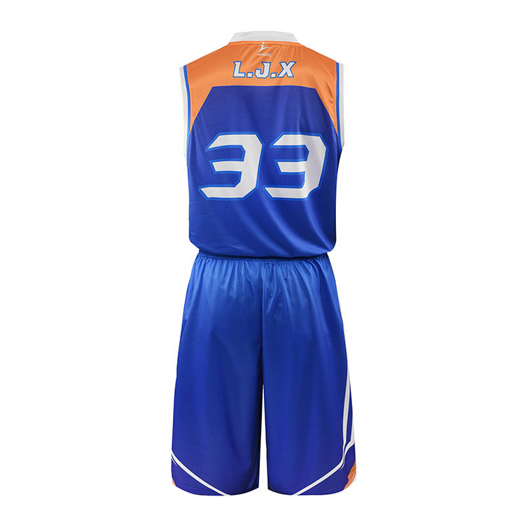 Custom sublimiert basketball tragen sublimation anzahl 33 basketball jersey uniform