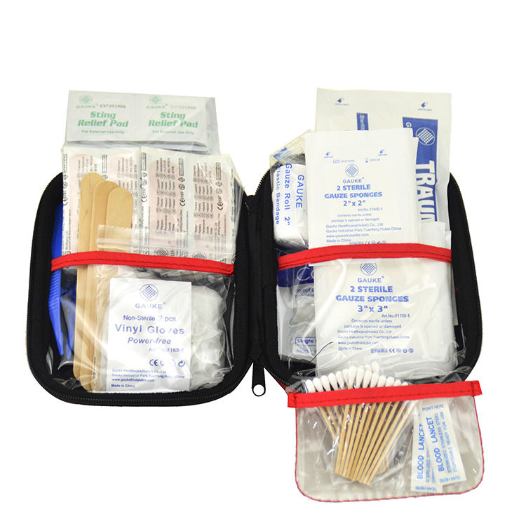 Portable Medical Nylon Medical First Aid Kit