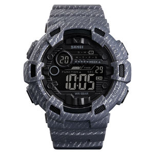 New Arrival high quality skmei 1472 sports digital waterproof army military style men's digital wristwatches