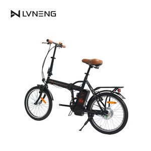 Electric Bike 2020 Electric Folding Bicycle 24v 200w