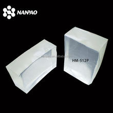 Colorless hot melt adhesive glue for Tape & Label