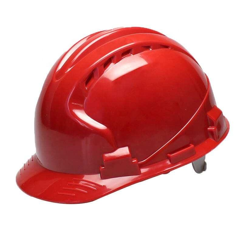 ABC industrial safety helmet A breathable helmet with strap