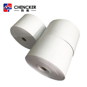 Factory price 45gsm blank printable PE coated kraft paper rolls