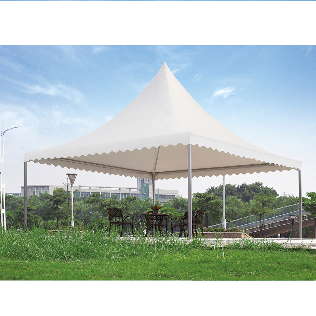 Cheap Price Wholesale Outdoor Wedding Party Pagoda Tent With Steel Pipe Frame Tent