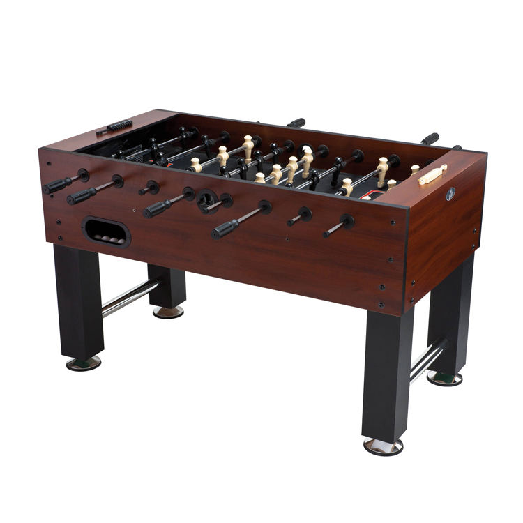 Indoor 58 inch MDF Pub Game Room Sports Foosball Table Hand Football Game Table Soccer