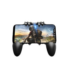 New version gaming joystick game pad AK66 PUBG mobile controller for sale