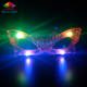 Wholesale Butterfly Shaped LED Light Up Glasses For Party