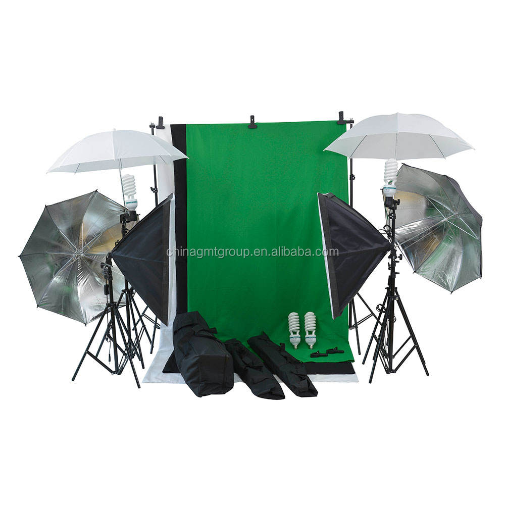 Wholesale 25pcs Professional Studio Light Box Supplies Photography Equipment