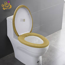 JYH Soft toilet seat cushion cover Bathroom toilet seat protector accessories toilet seat cover