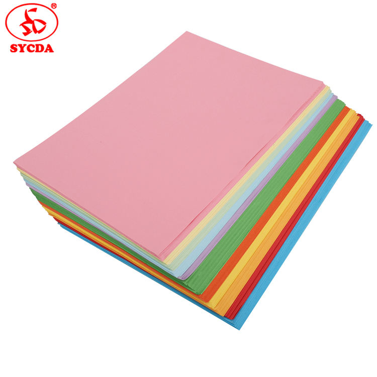 copy paper colorful coloful offset transfer paper made in China