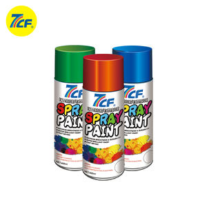 Heat Insulation Precision Color Spray Paint And Metallic Spray Paint